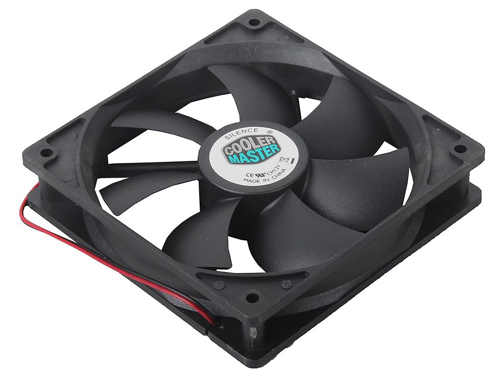 Вентилятор Cooler Master NCR-12K1-GP 120х120x25 мм кулер cooler master dk9 8gd2a 0l gp