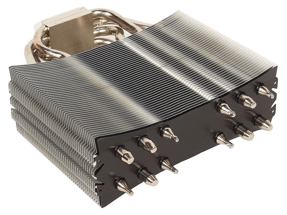 Кулер для процессора Thermalright TRUE Spirit 140 Power 900 - 1300 RPM. 17 - 21dBA 775/1150/1155/1156/1366/2011/AM2/AM2+/AM3/AM3+/FM1