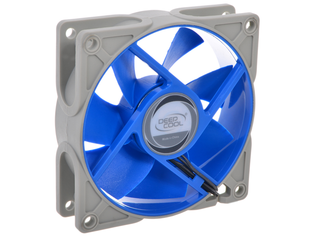 Вентилятор DeepCool UF 92 (4pin 18-25dB 900-1800rpm 130g anti-vibration)