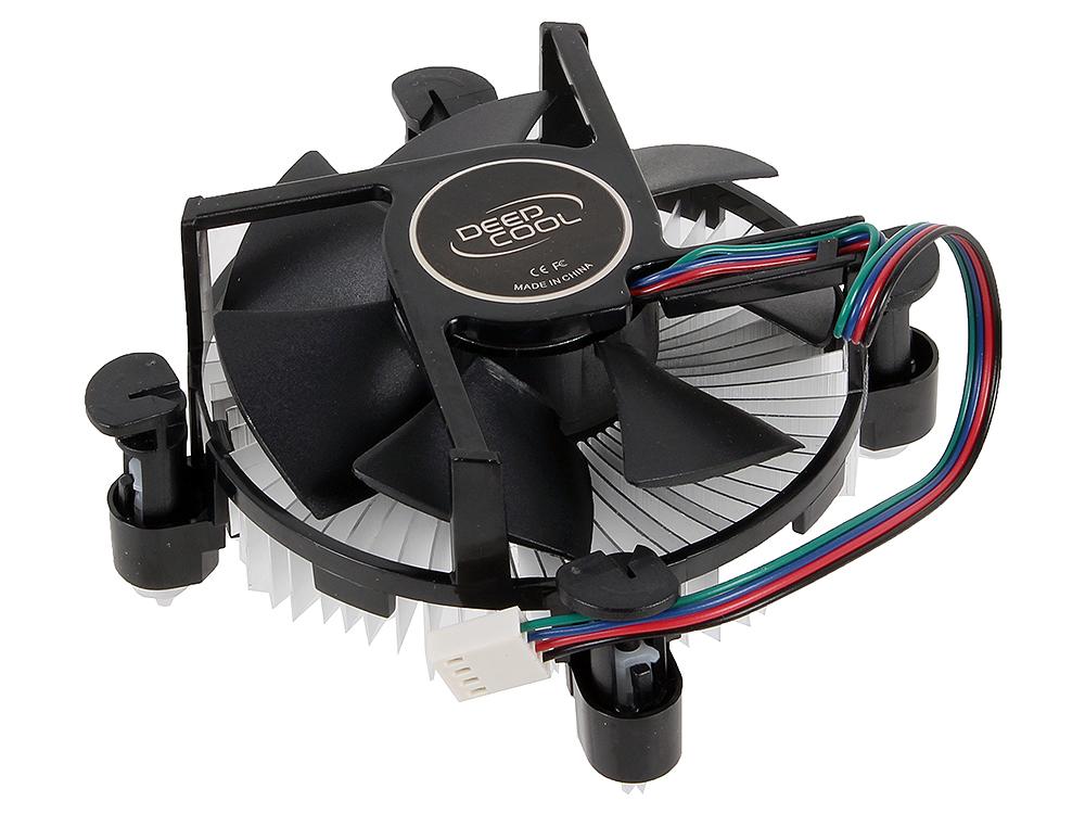 Кулер для процессора DeepCool CK-11509 PWM LGA775/ LGA1156/ LGA1155/ LGA1150