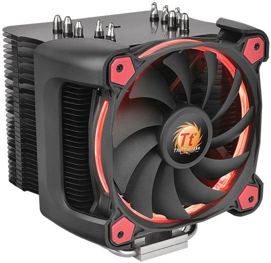 Кулер для процессора Thermaltake Riing Silent 12 Pro Red (CL-P021-CA12RE-A) all sockets