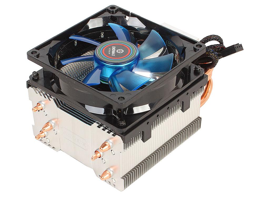 Кулер для процессора Enermax ETS-N30R-TAA [ETS-N30 II] , TDP 150W, PWM, LGA 775/1150/1151/1155/1156/1366/2011/2011-3, AMD AM2/AM2+