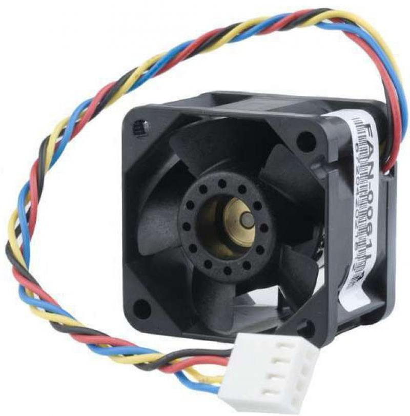 Вентилятор SuperMicro FAN-0061L4 PWM 4-pin 40x28mm для SC813 new 7500rpm cooling fan replacement 4 pin connector for antminer bitmain s7 s9 em88