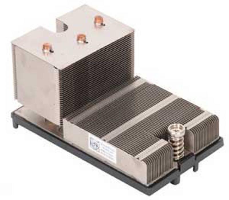 Радиатор Dell PowerEdge R730/R730xd без графического процессора 412-AAFW радиатор dell heat sink for additional processor for r730 r730xd 374 bbhmt