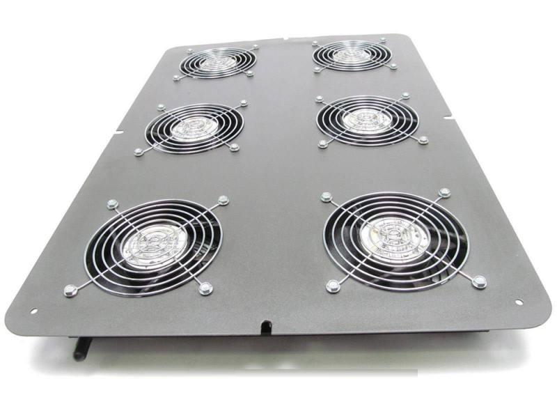 Блок вентиляторов HP Rack 10000 Option - Roof Mount Fan 220В 257414-B21 roof luggage rack with light bar