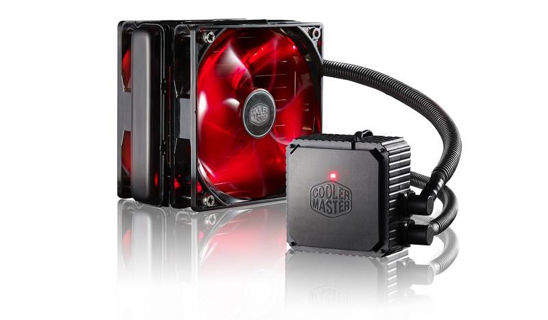 все цены на Система водяного охлаждения Cooler Master Seidon 120V V3 Plus (RL-S12V-22PR-R1) 2011-3/2011/1156/1155/1150/1366/775/FM2+/FM2/FM1/AM3+/AM3/AM2+/AM2 онлайн