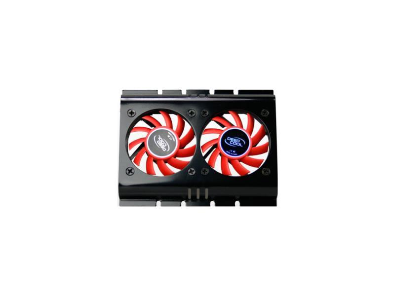 Кулер для HDD Deepcool IceDisk2 3pin 28dB Al 127g Retail DP-HDPL-ID2. Производитель: DeepCool, артикул: 0456114