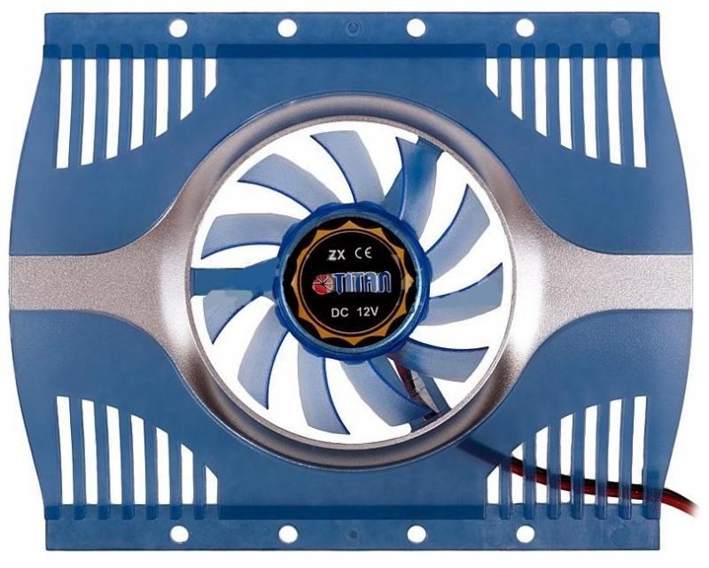 Кулер для HDD Titan TTC-HD12TZ цена