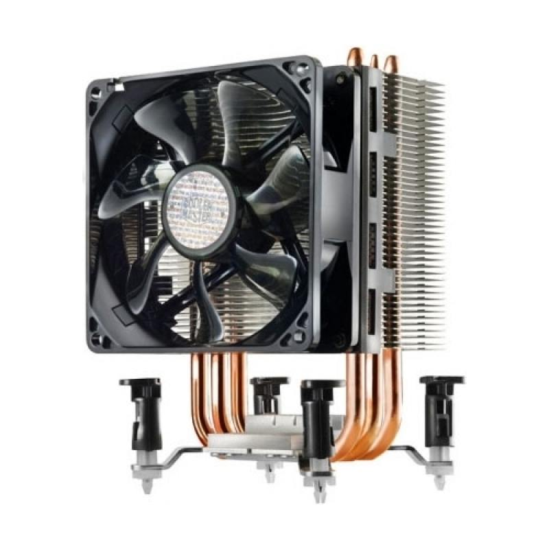 Кулер для процессора Cooler Master Hyper TX3 EVO RR-TX3E-22PK-B1 Socket 1150/1151/1155/1156/775. Производитель: Cooler Master, артикул: 0456144