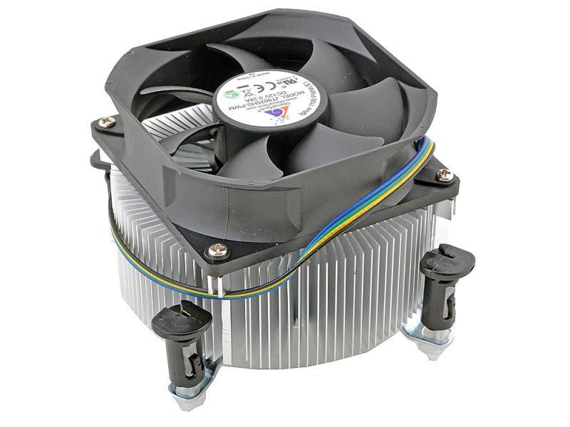 Кулер для процессора GlacialTech Igloo 1100 PWM E Socket 1156/1155(Е) OEM цена