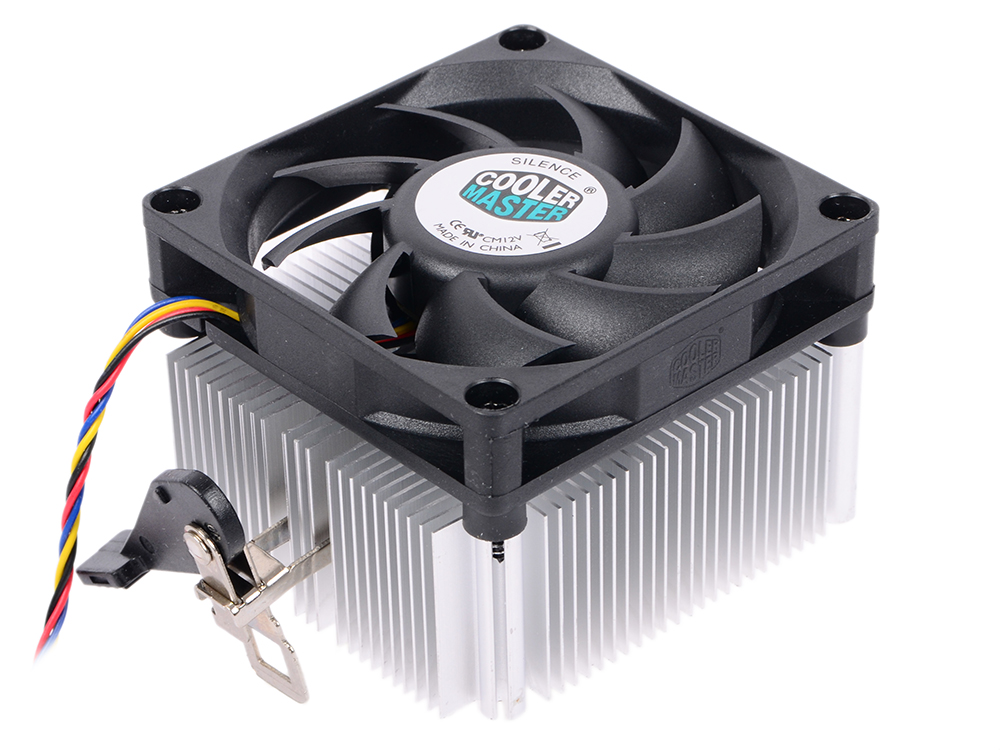 Кулер для процессора Cooler Master DK9-7G52A-PL-GP Socket AM2/AM2+/AM3 cooler master dk9 9id2a pl gp