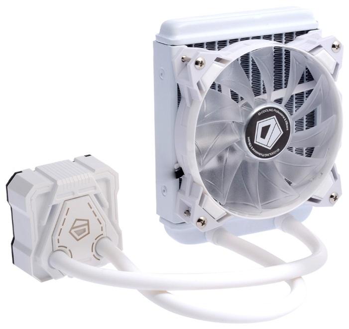 Система водяного охлаждения ID-Cooling ICEKIMO 120W (White) 150W all Intel/AMD