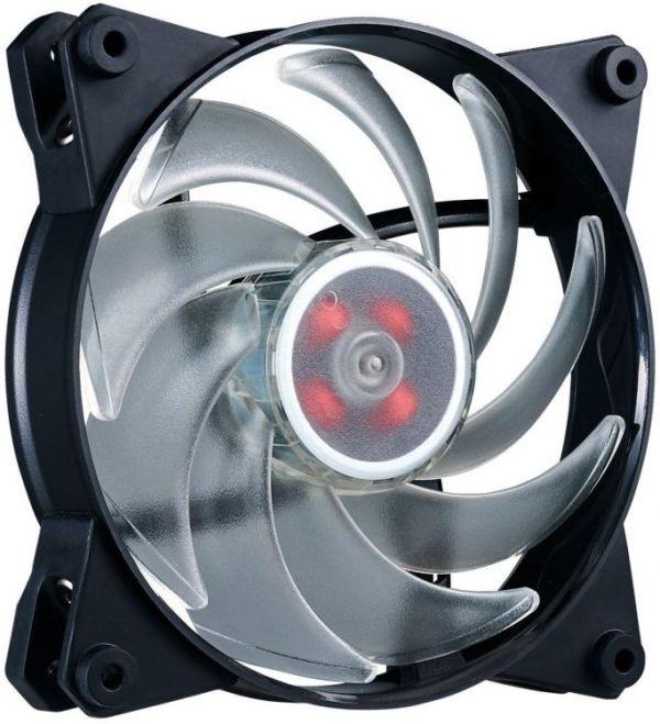 Вентилятор Cooler Master MasterFan Pro 120 Air Balance MFY-B2DN-13NPC-R1 RTL вентилятор 140x140 cooler master masterfan pro 140 air pressure rgb led mfy p4dn 15npc r1 pwm