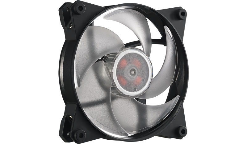 Вентилятор Cooler Master MFY-P2DN-15NPC-R1 , RTL {20} (852) вентилятор 140x140 cooler master masterfan pro 140 air pressure rgb led mfy p4dn 15npc r1 pwm