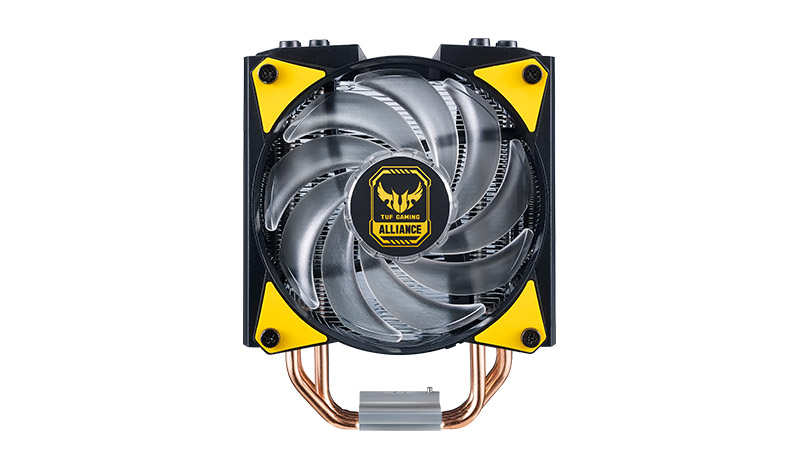 Вентилятор Cooler Master MAM-T4PN-AFNPC-R1 , RTL {8} (076) twin master yellow 8 chef butcher