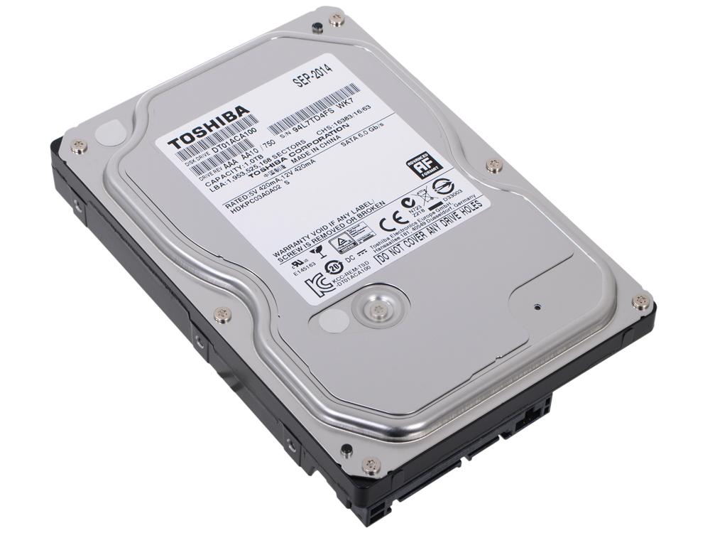 DT01ACA100 жесткий диск 1tb toshiba 3 5 mars dt01aca100 dt01aca100