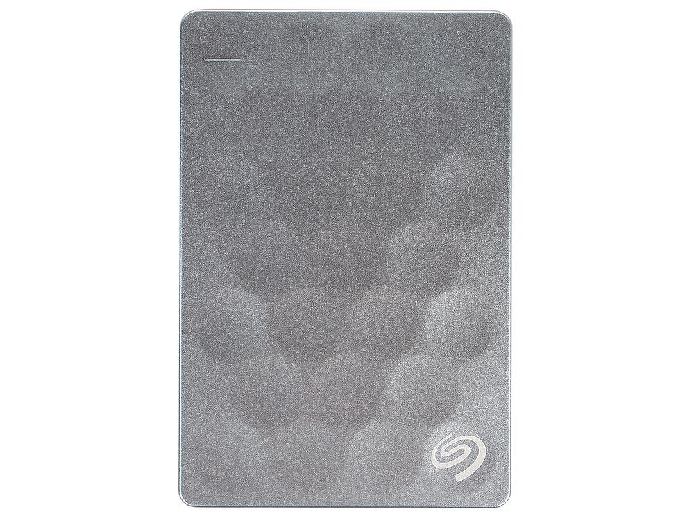 цена на Внешний жесткий диск Seagate Backup Plus Ultra Slim 1Tb Silver (STEH1000200)
