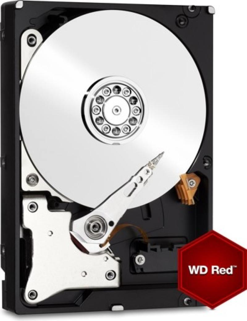 Жесткий диск 8Tb Western Digital WD80EFZX Red SATAIII (3.5, 128Mb, 5400rpm)