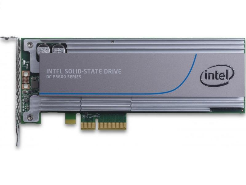 SSD Твердотельный накопитель PCI-E 1.6Tb Intel P3600 Read 2600Mb/s Write 1700Mb/s SSDPEDME016T401 93