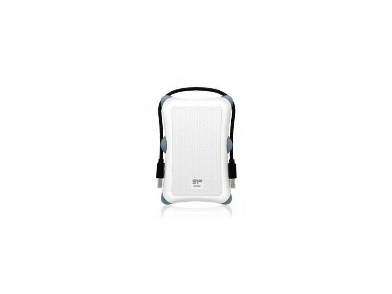 Внешний жесткий диск 2.5 USB2.0 1Tb Silicon Power A30 SP010TBPHDA30S3W белый