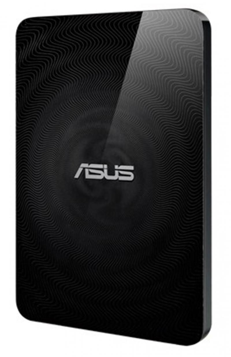 Внешний жесткий диск 2.5 USB3.0 1 Tb Asus Travelair N WHD-A2 черный