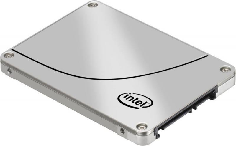 SSD Твердотельный накопитель 2.5 480Gb Intel S3520 Series Read 450Mb/s Write 380Mb/s SATAIII SSDSC2 твердотельный накопитель ssd 2 5 480gb transcend ssd220s read 550mb s write 450mb s sataiii ts480gssd220s