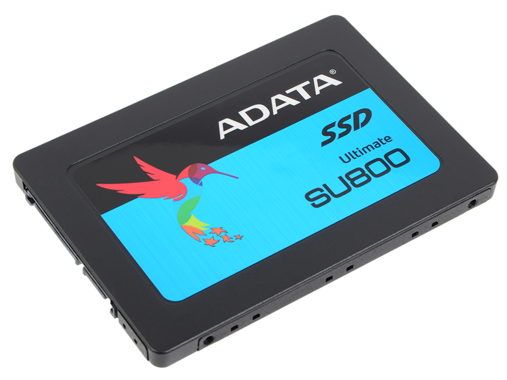 SSD Твердотельный накопитель 2.5 256GB A-Data SU800 Read 560Mb/s Write 520Mb/s SATAIII ASU800SS-256 твердотельный накопитель ssd m 2 64gb transcend mts400 read 560mb s write 160mb s sataiii ts64gmts400