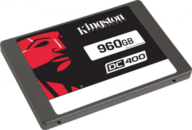SSD накопитель Kingston SSDNow DC400 S 960 Gb SATA III/2.5