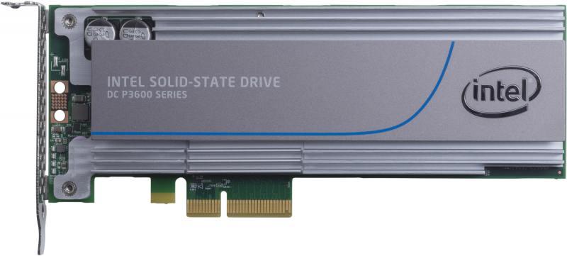 SSD Твердотельный накопитель PCI-E 2Tb Intel P3600 Read 2600Mb/s Write 1700Mb/s SSDPEDME020T401 9346 твердотельный накопитель ssd 2 5 450gb intel ssd p3520 series read 1200mb s write 600mb s pci e ssdpe2mx450g701 948646