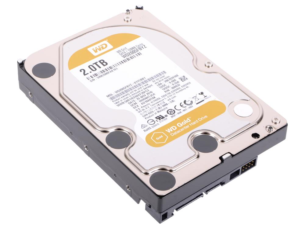 WD2005FBYZ жесткий диск пк western digital wd2005fbyz 2tb wd2005fbyz