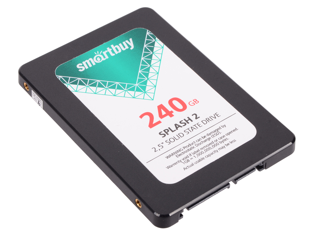 SB240GB-SPLH2-25SAT3. Производитель: Smartbuy, артикул: 0465749