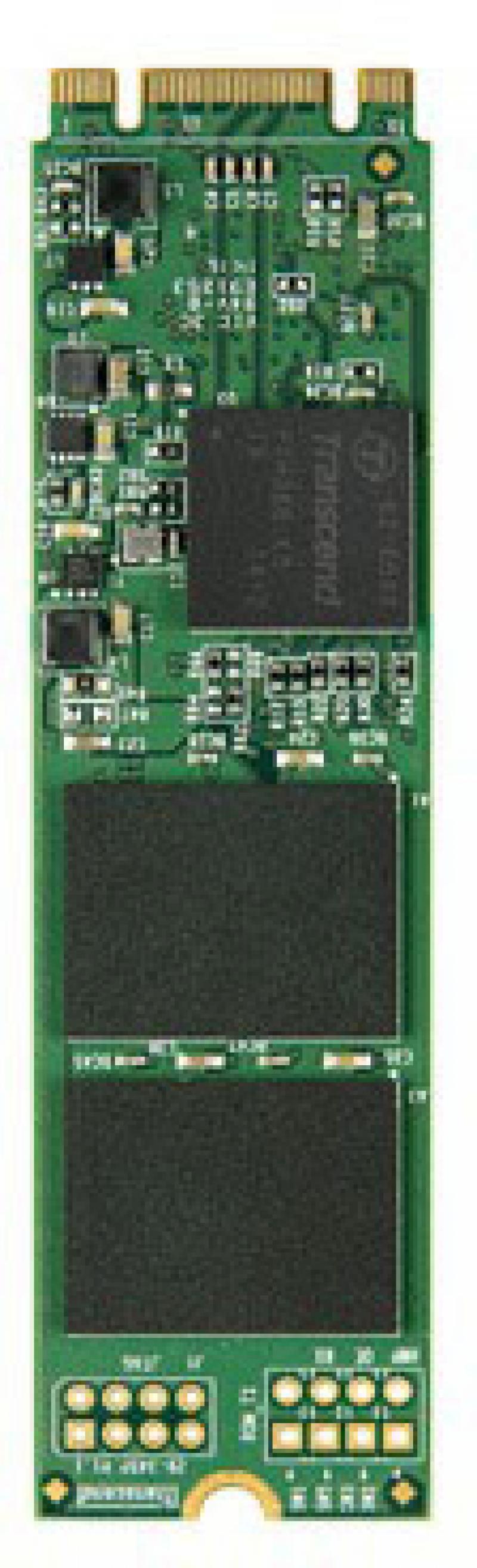 SSD Твердотельный накопитель M.2 1Tb Transcend MTS800 Read 560Mb/s Write 460mb/s SATAIII TS1TMTS800