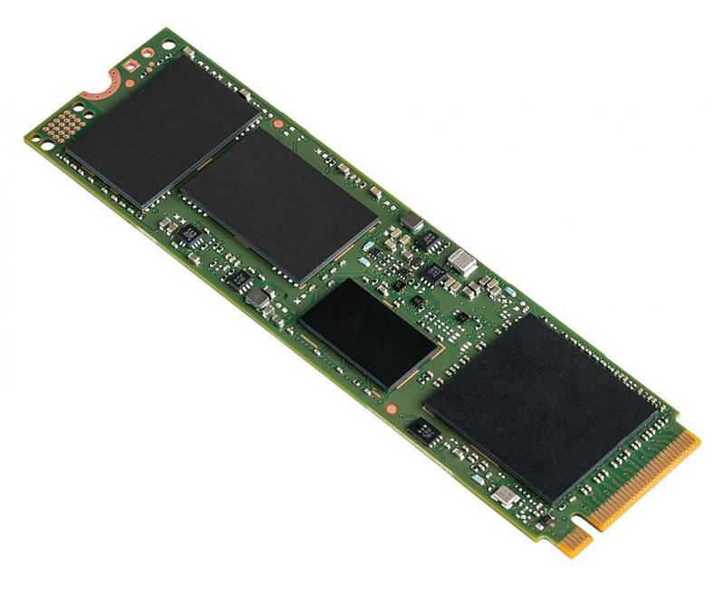 SSD Твердотельный накопитель M.2 1Tb Intel Original 600p Read 1800Mb/s Write 560Mb/s PCI-E x4SSDPEK твердотельный накопитель ssd 2 5 450gb intel ssd p3520 series read 1200mb s write 600mb s pci e ssdpe2mx450g701 948646