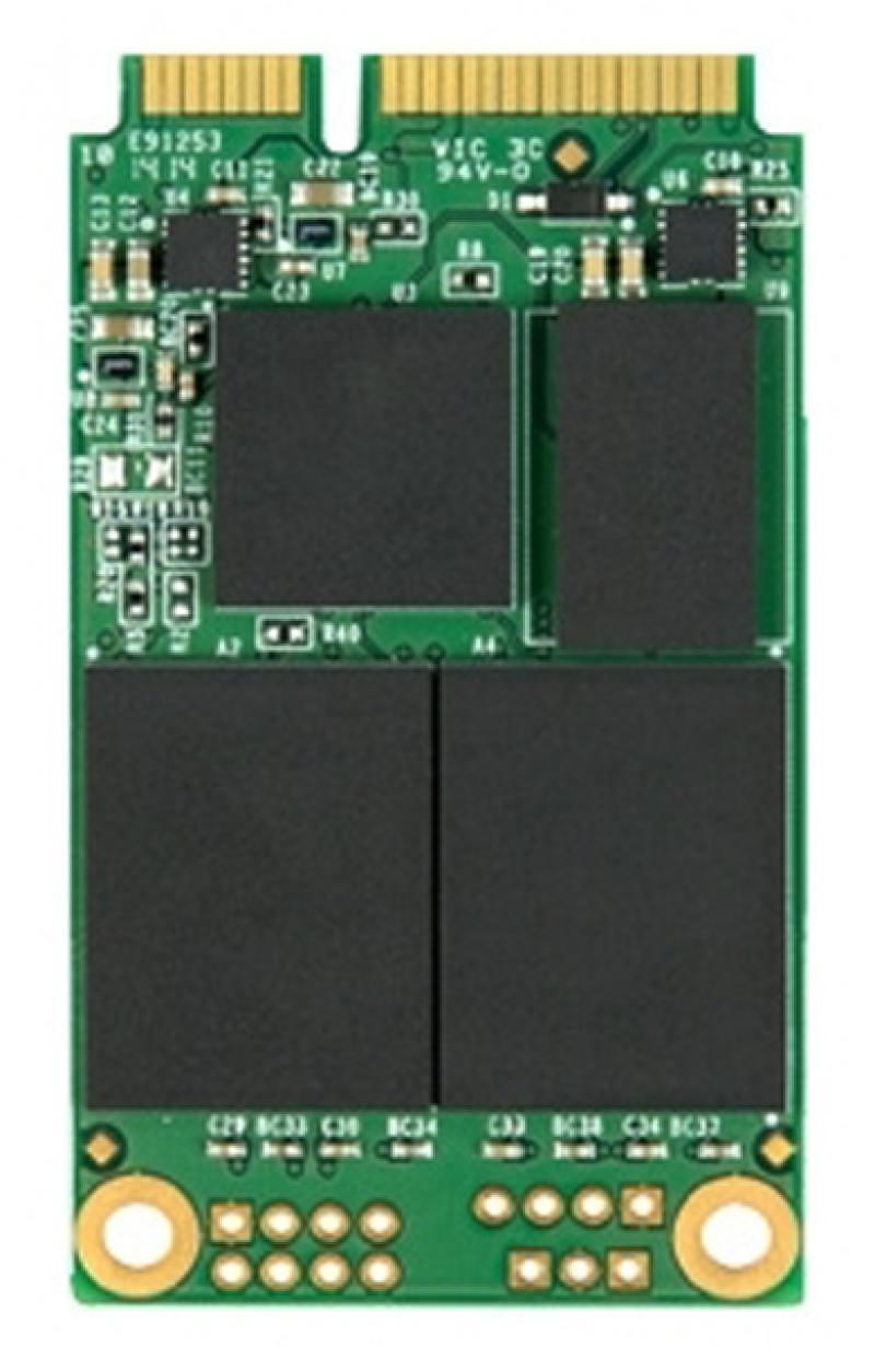 SSD Твердотельный накопитель mSATA 512Gb Transcend MSA370 SATAIII TS512GMSA370 ssd винчестер для ноутбука