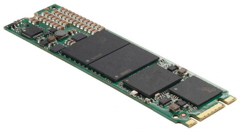 SSD Твердотельный накопитель M.2 256Gb Crucial Micron 1100 Read 530Mb/s Write 500Mb/s SATAIII MTFDDA накопитель ssd crucial micron 5100eco mtfddak960tby 1ar1zabyy 960гб 2 5