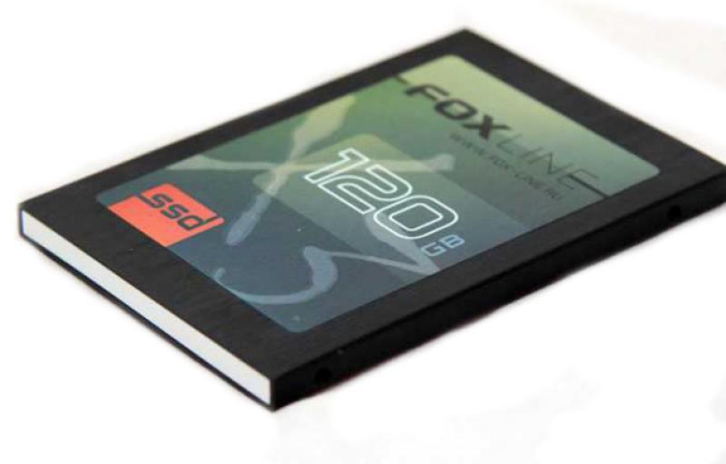 SSD накопитель Foxline 120 Gb (FLSSD120X4SE) SATA III/2.5