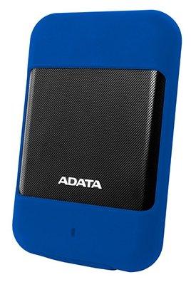 "Внешний жесткий диск 1Tb Adata HD700 AHD700-1TU3-CBL синий (2.5"" USB3.0)"