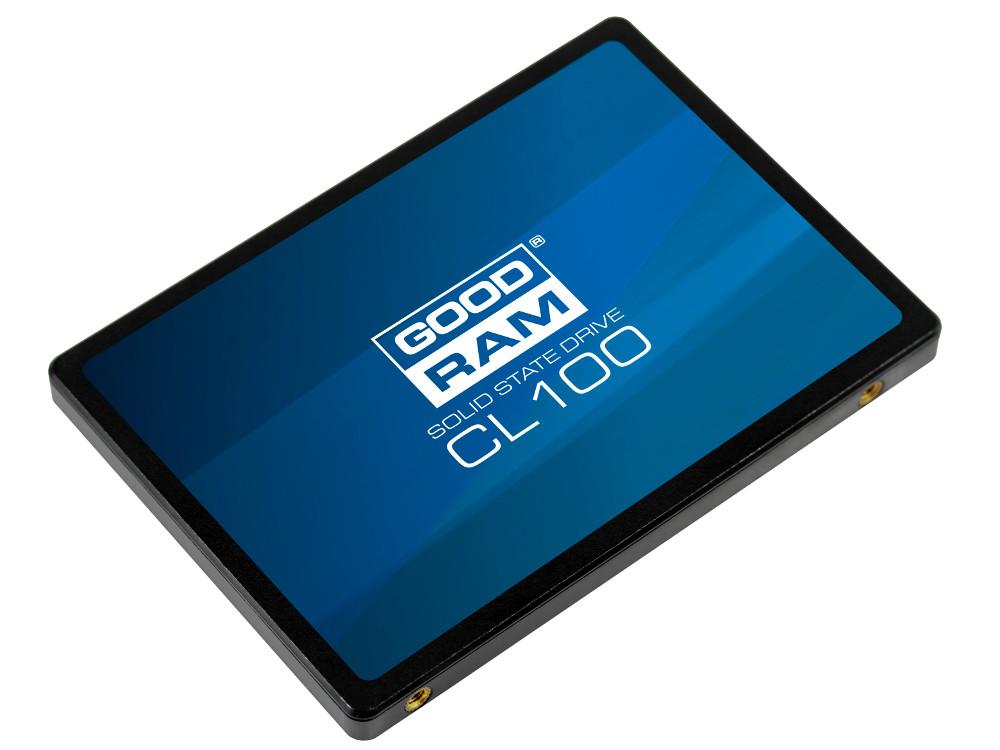 SSD накопитель Goodram CL100 SSDPR-CL100 240Gb SATA III/2.5 pny xlr8 240gb 2 5 sata iii ssd internal hard disk drive