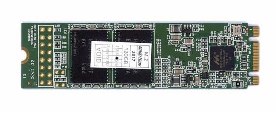 Твердотельный накопитель SSD M.2 120Gb Smartbuy NV11-2280M SB120GB-NV112M-M2