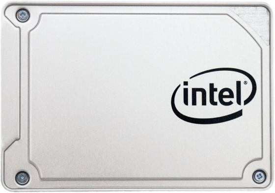SSD накопитель Intel 545s SSDSC2KW256G8X 256Gb SATA III/2.5 ssd накопитель intel dc s3520 ssdsc2bb800g701 800гб 2 5 sata iii [ssdsc2bb800g701 948997]