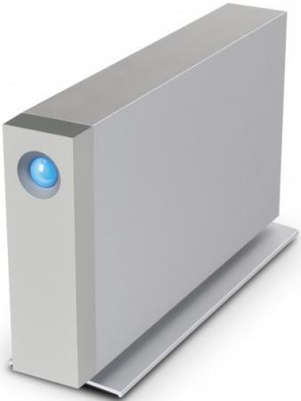 Внешний жесткий диск 3.5 USB3.0 8Tb Lacie Thunderbolt2 STEX8000401 серебристый внешний жесткий диск lacie d2 stex4000400 4тб серебристый