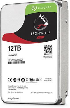 Жесткий диск Seagate Ironwolf ST12000VN0007 12 TB SATA III/3.5