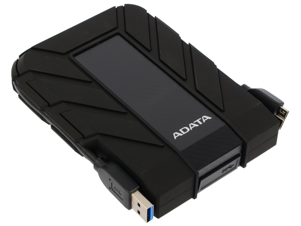 Внешний жесткий диск 1Tb Adata HD710P AHD710P-1TU31-CBK черный (2.5 USB3.0) внешний жесткий диск adata ahd710p 1tu31 crd