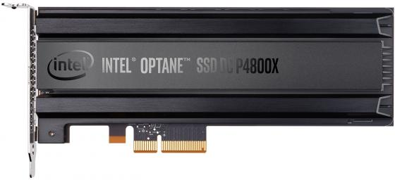 Твердотельный накопитель SSD PCI-E 375Gb Intel P4800X Series Read 2400Mb/s Write 2000Mb/s SSDPED1K37 твердотельный накопитель ssd 2 5 450gb intel ssd p3520 series read 1200mb s write 600mb s pci e ssdpe2mx450g701 948646