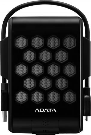 Внешний жесткий диск 2.5 USB3.0 2Tb Adata HD720 AHD720-2TU3-CBK черный внешний жесткий диск lacie stet2000400 porsche design 2tb серебристый stet2000400