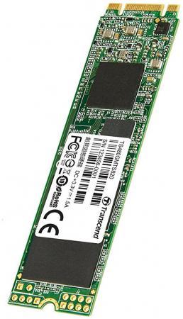 SSD накопитель Transcend MTS820 TS480GMTS 480Gb SATA III/M.2 2280 ssd накопитель intel 540s series ssdsckkw256h6x1 256гб m 2 2280 sata iii [ssdsckkw256h6x1 950892]