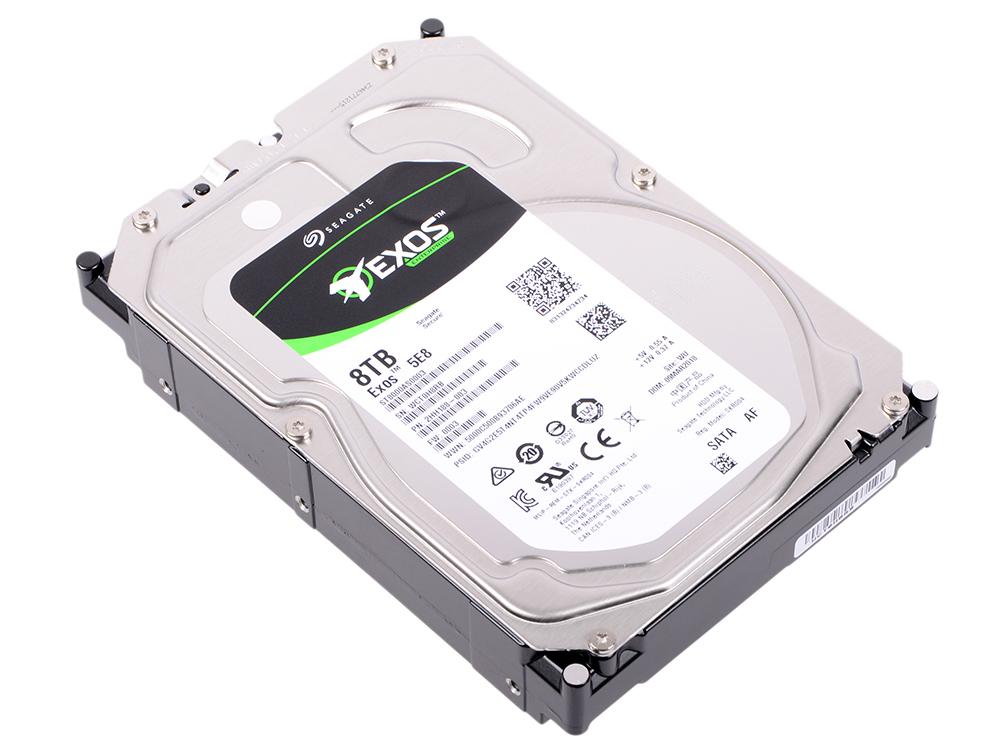 Жесткий диск Seagate Archive ST8000AS0003 8Tb SATA III/3.5/5900 rpm/128MB жесткий диск seagate original sata iii 2tb