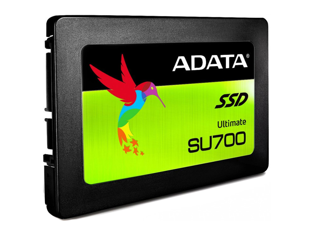 Твердотельный накопитель SSD 2.5 960Gb A-Data Ultimate SU700 Read 560Mb/s Write 520Mb/s SATAIII ASU a data adata sp580 120g sata3 ssd