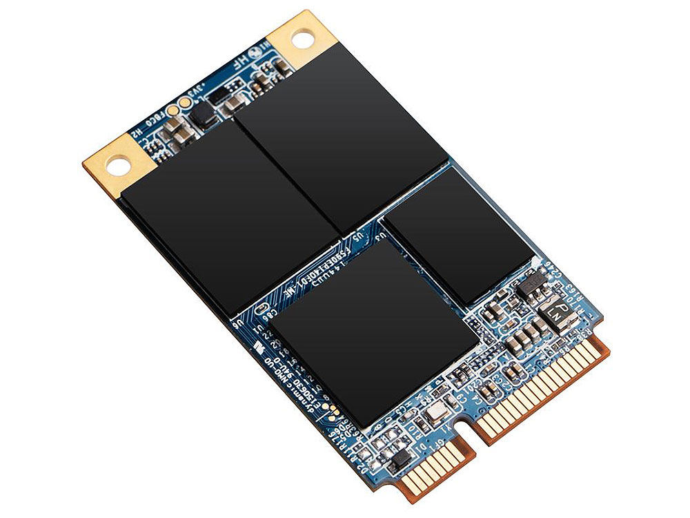 SSD накопитель Silicon Power M10 SP120 120Gb mSATA III
