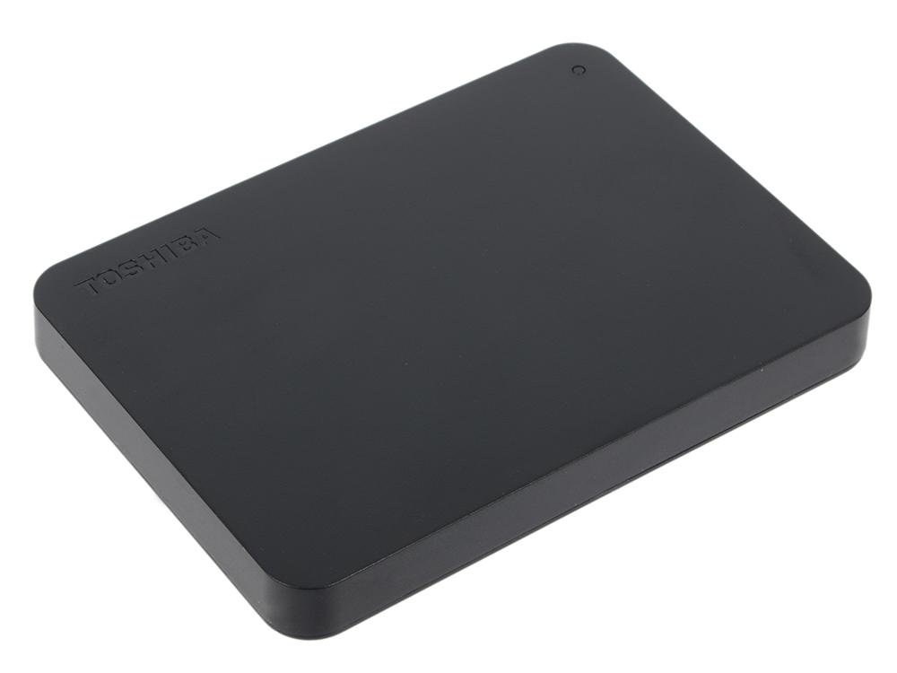 Внешний жесткий диск 2Tb Toshiba Canvio Basics черный HDTB420EK3AA 2.5 USB 3.0
